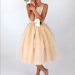 Us Angels - Flower Girl Dress